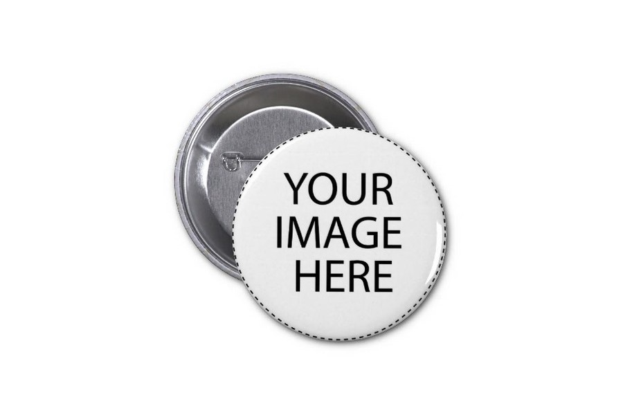 własne logo na przypince reklamowej